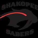 SHAKOPEE SABERS LOGO